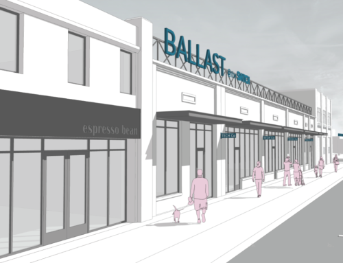 Ballast is leasing innovative office space in Birmingham's Switch district