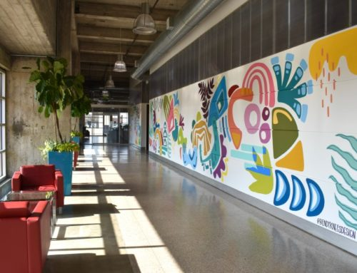 A new year calls for new programs and renovations for Innovation Depot